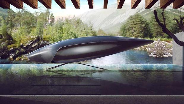 Desain masa depan Bentley