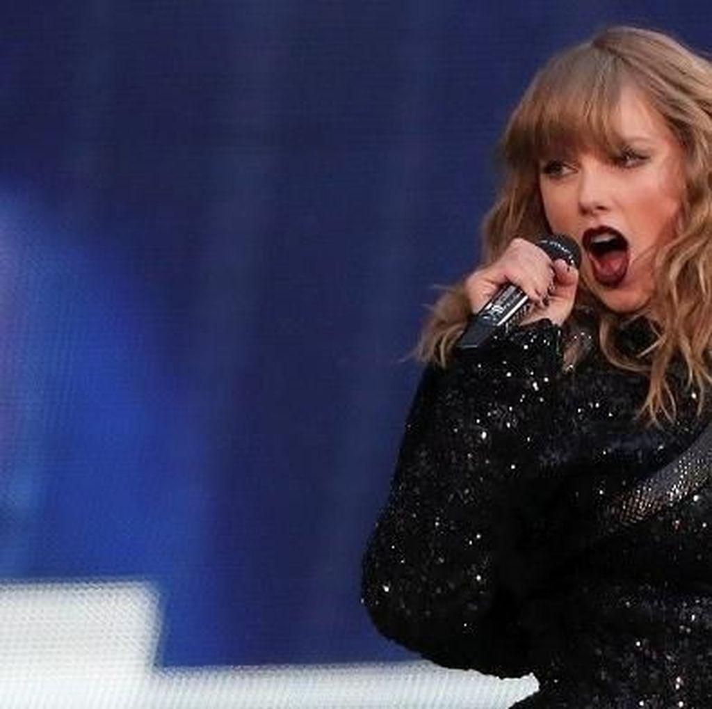 Taylor Swift Musisi Wanita Berpendapatan Terbesar dari Tur