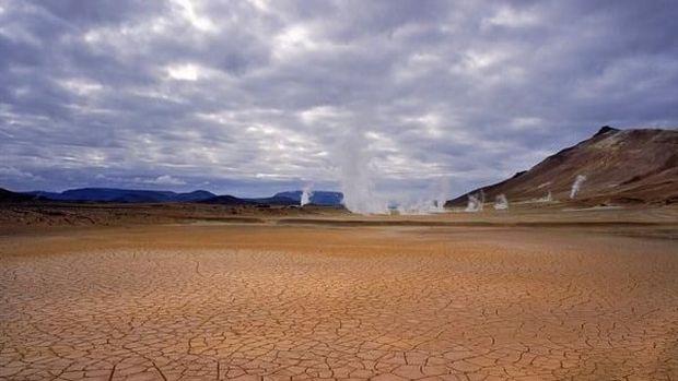Area ini kaya akan panas bumi (Visit North Iceland)
