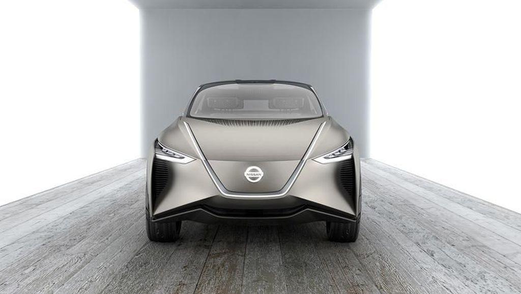 Nissan Siapkan Crossover Listrik Murah Rp 600 Jutaan