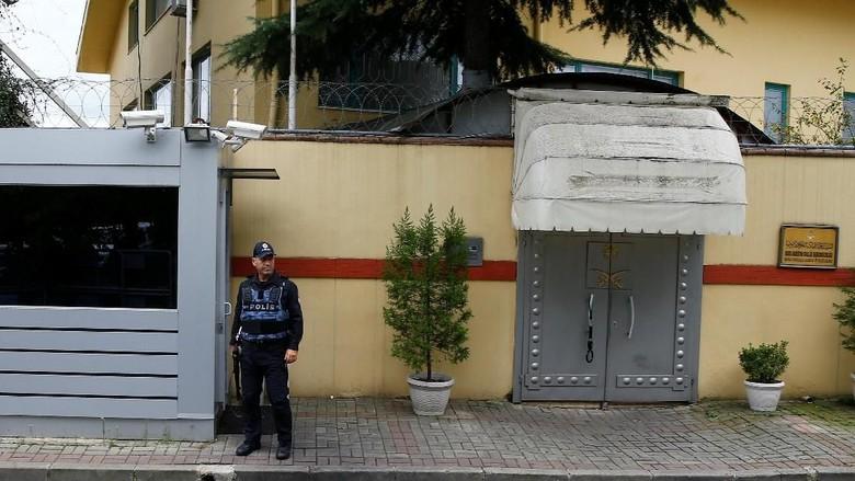 Turki: Ada Rekaman Buktikan Khashoggi Dibunuh di Konsulat Saudi