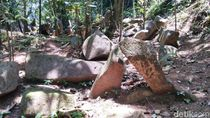 Foto: Bebatuan Megalitikum yang Penuh Misteri di Ciamis