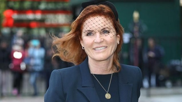 Sarah Ferguson, mantan istri Pangeran Andrew. Foto: Getty Images