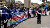 Simpatisan Amien Rais di Yogya Ungkit Daftar Kebohongan Jokowi