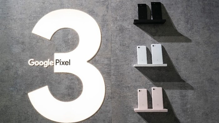 Google Pixel 3 dan 3 XL (Foto: Drew Angerer/Getty Images)