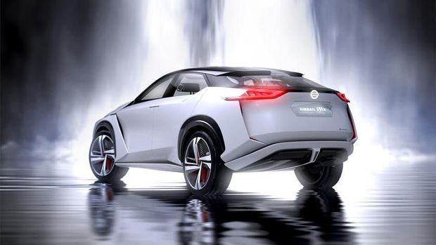 Nisaan IMx Crossover Concept