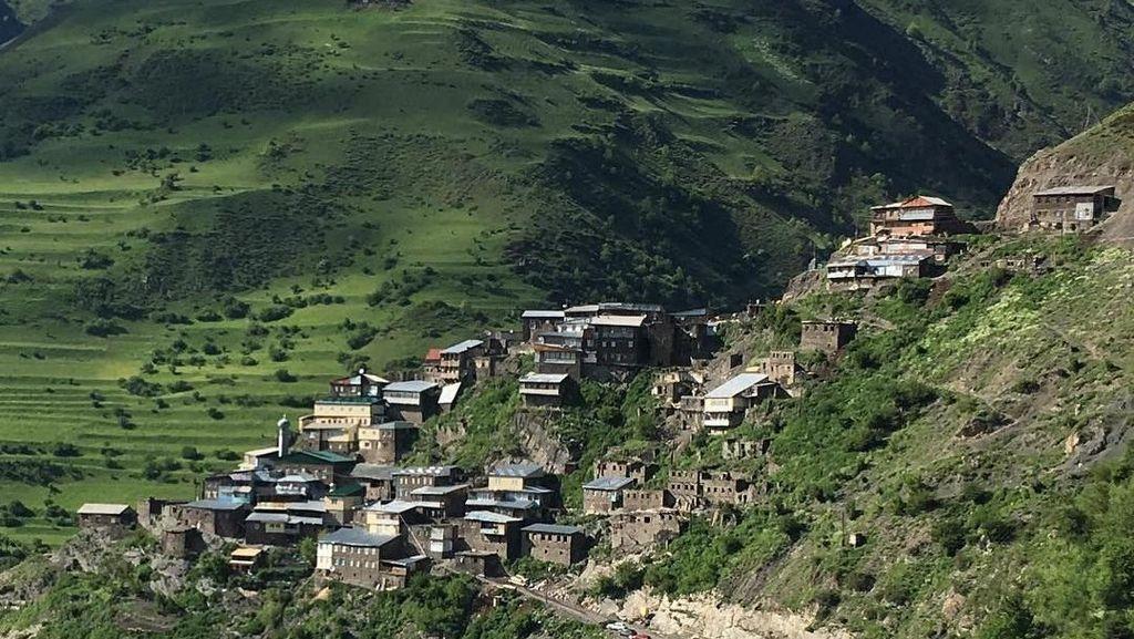 Desa Kecil yang Indah Tempat Khabib Nurmagomedov Dilahirkan