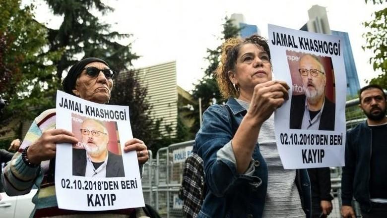 Saudi Persilakan Turki Geledah Konsulatnya Usut Hilangnya Jurnalis