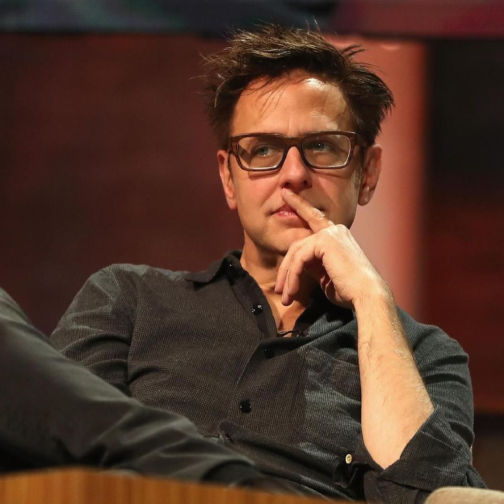 Dulu Dipecat, James Gunn Kini Ditarik Lagi oleh Disney