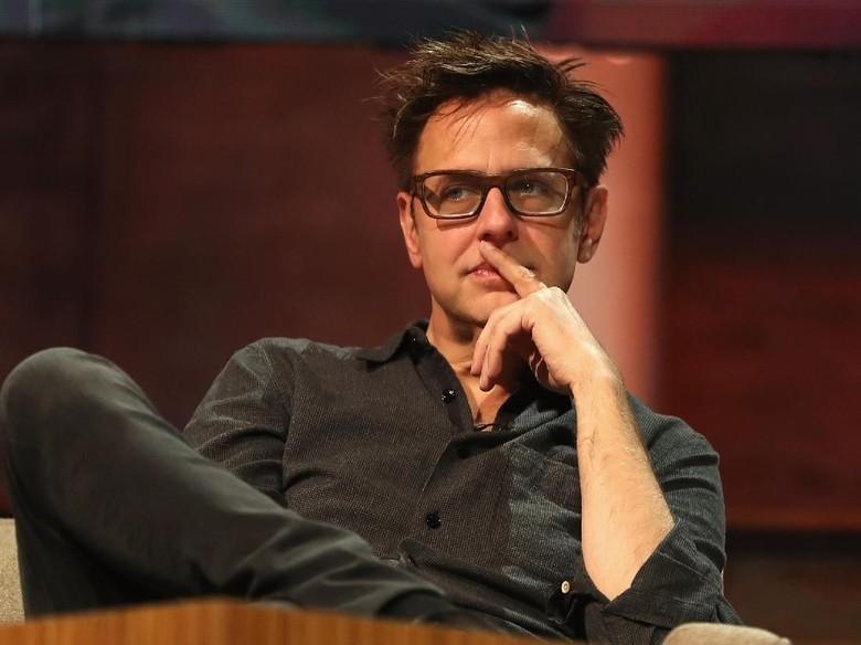 James Gunn dapat hadiah dari Marvel. Foto: Dok. Getty Images for Disney