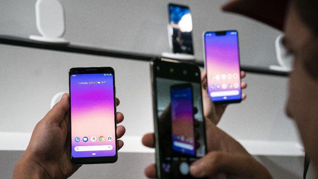 Pixel 3 Jadi Ponsel Google Termahal dalam Sejarah
