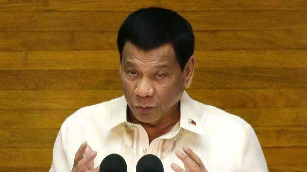 Mau Ganti Nama Filipina, Duterte Masih Punya PR soal Kemiskinan