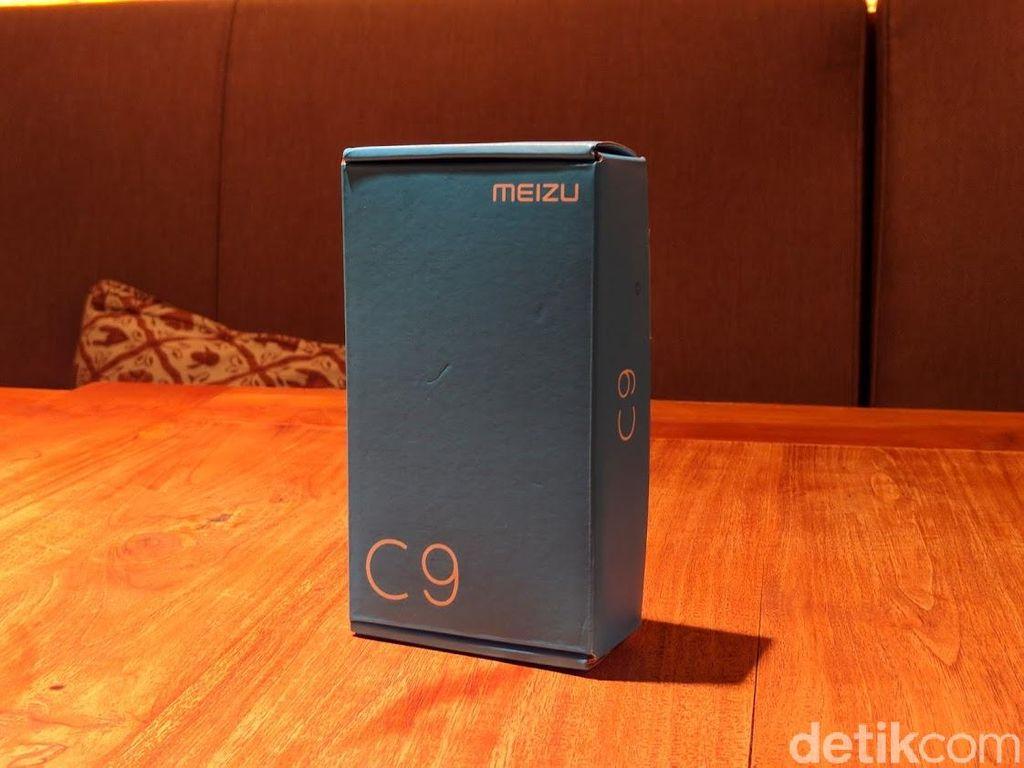 Inilah Meizu C9. Foto: Adi Fida Rahman/detikINET