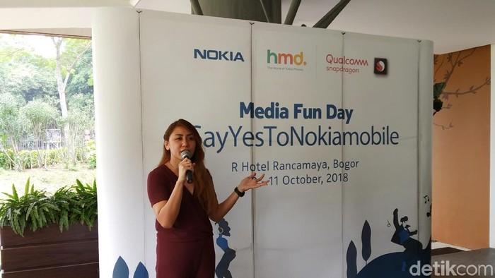Apa Nokia 7.1 akan masuk ke Indonesia? (Foto: detikINET/Muhamad Imron Rosyadi)