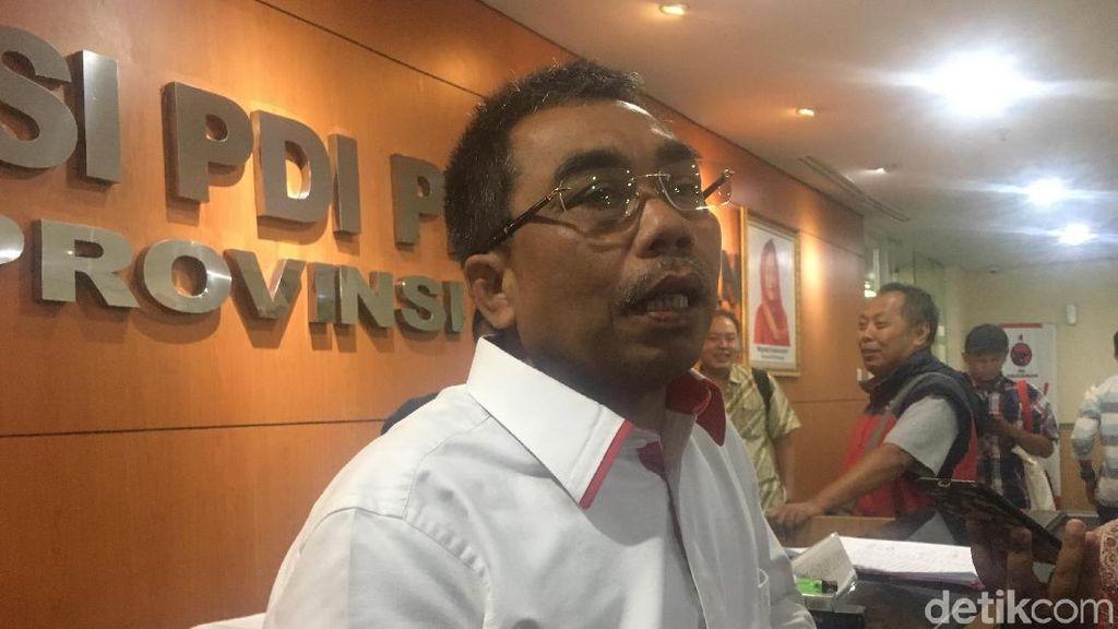 PDIP Anggap Rian Ernest Cari Panggung soal Isu Parpol Cari Duit dari APBD DKI