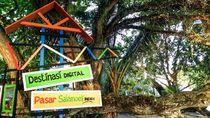 Salamoeli Indah, Pasar Digital Baru di Maluku Berkonsep Pantai