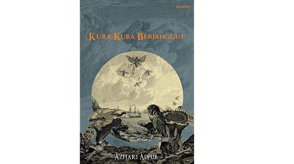 Novel Kura Kura Berjanggut Menang Kusala Sastra Khatulistiwa 2018