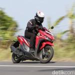 Pertamax Naik, Ini Biaya BBM Vario 125 Rute Palabuhanratu-Jakarta