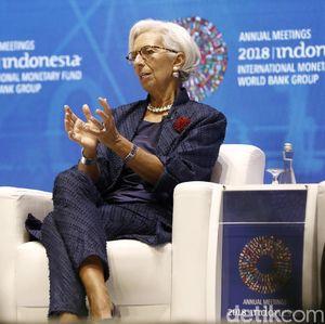 Revisi, IMF Ramal Ekonomi Dunia Hanya Tumbuh 3,5%