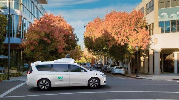 Memahami Urusan Jaringan 5G di Mobil Otonom