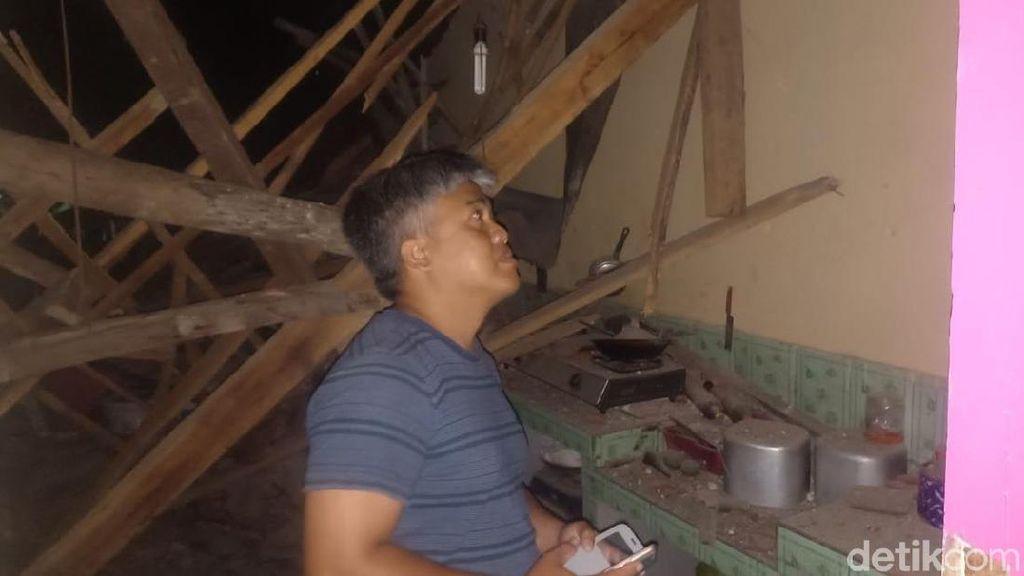 1 Rumah dan 1 Masjid di Probolinggo Rusak Dampak Gempa Situbondo