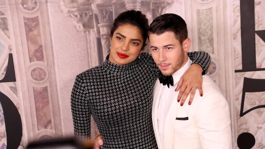 Priyanka Chopra Ingin Segera Punya Anak dari Nick Jonas