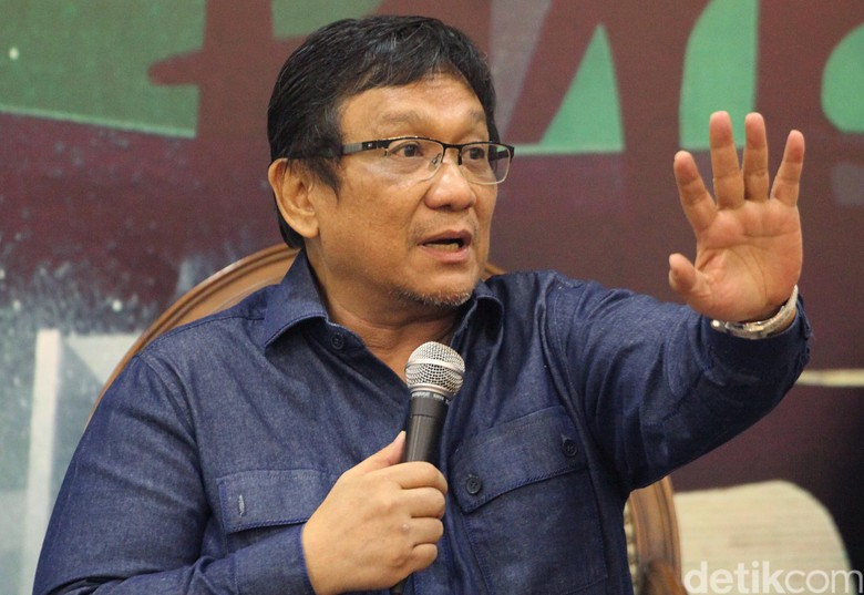 Timses Jokowi: La Nyalla Momok Menakutkan Bagi Prabowo