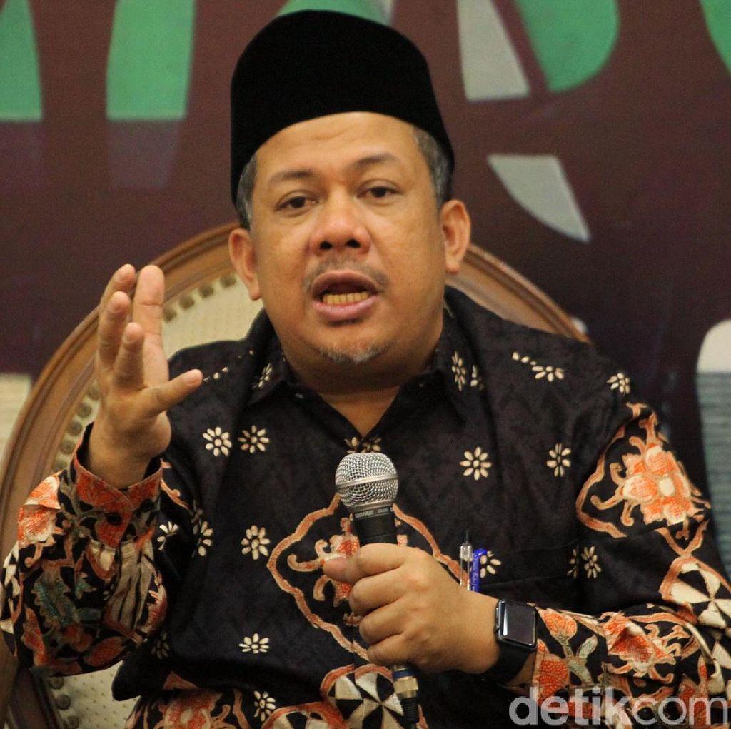 Jokowi Ditantang Terbitkan Perppu KPK, Fahri Bicara Pintu MK