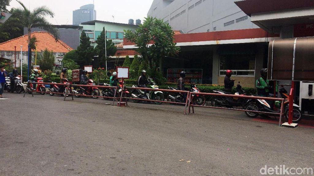 Aksi Massa 22 Mei Reda, SPBU Jalan Mas Mansyur Buka Besok