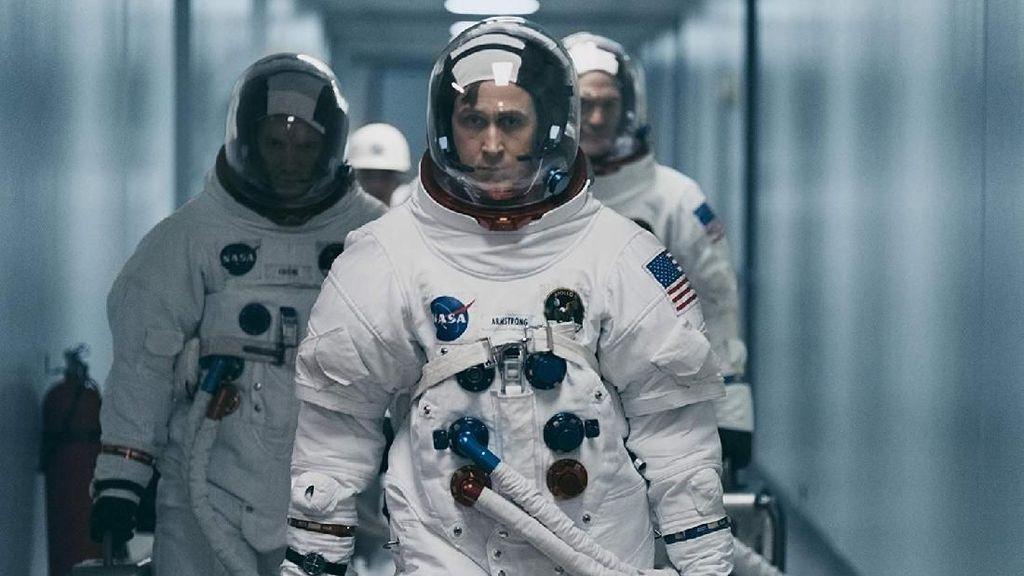 First Man, Jejak Berliku Neil Armstrong hingga Sampai ke Bulan