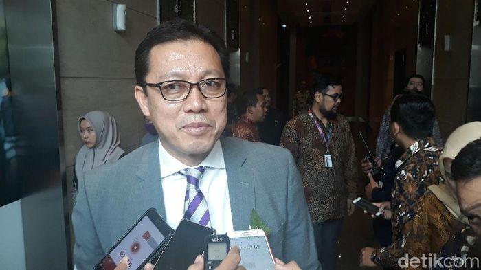 Foto: Direktur Utama BMI Achmad Kusna/Danang Sugianto