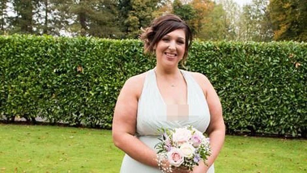 Kisah Wanita yang Diet Setelah Nangis Lihat Fotonya Berberat Badan 117 Kg