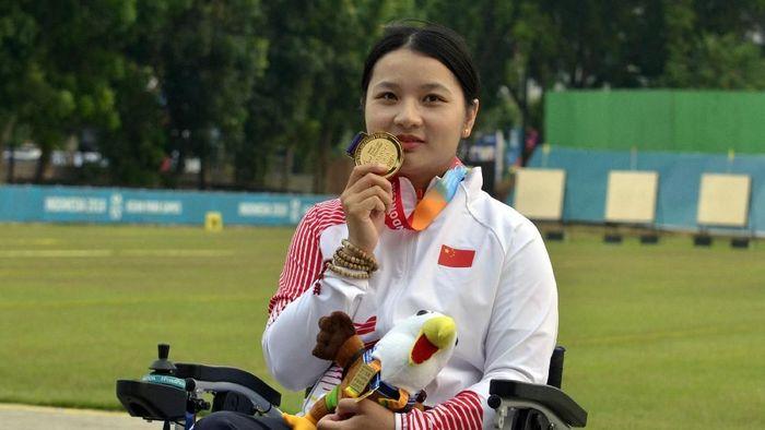 Pepanah China Chen Minyi (Mudak Yasin/INAPGOC)