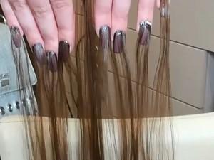 Horor, Ada Kuku Ditumbuhi dengan Rambut Panjang