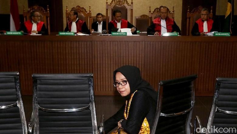 Jaksa KPK Beberkan BAP Eni Saragih Soal Dugaan Fee ke Dirut PLN
