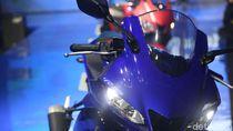 Yamaha YZF R3 Made in Indonesia Mejeng di Bangkok