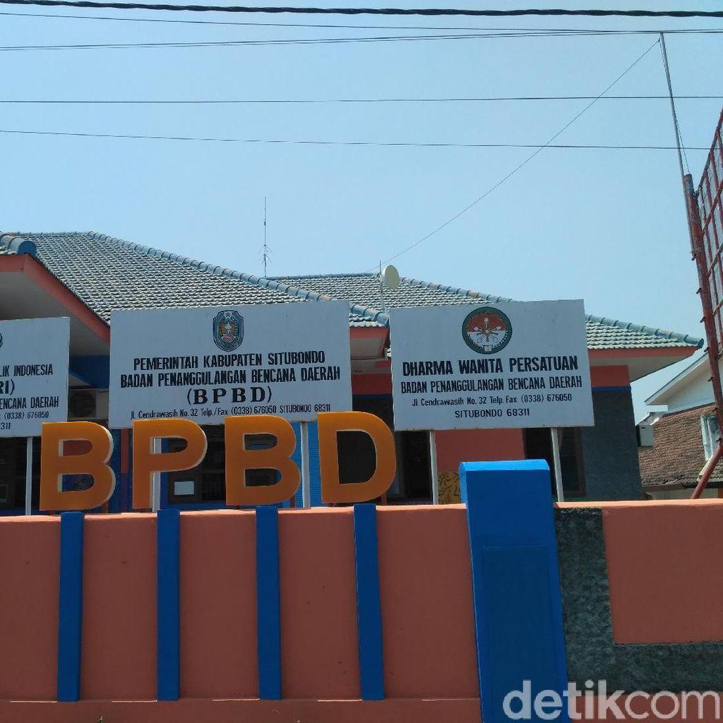 BPBD Situbondo Sebar Personel Cek Dampak Gempa M 6 di Bali