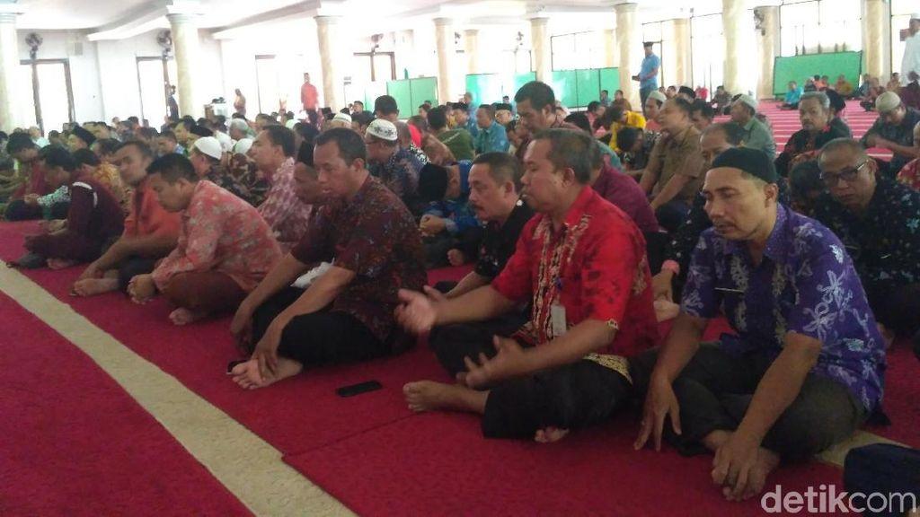 Warga Situbondo Gelar Doa Bersama Minta Gempa Susulan Tak Terjadi