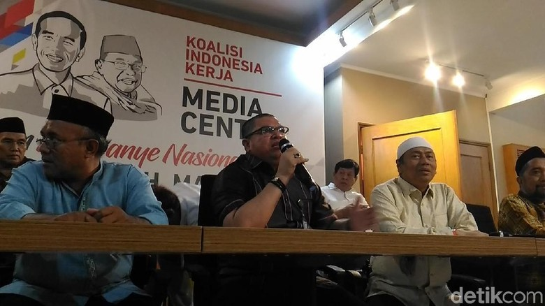 Tak Sebut Jokowi, Kapitra Pimpin Eks 212 Deklarasi Dukung Maruf Amin