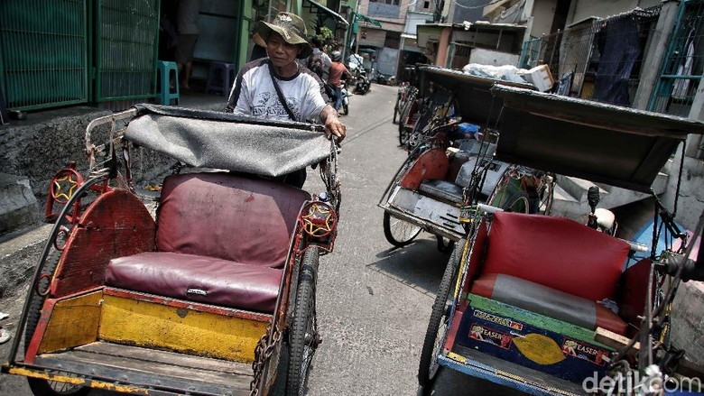 Anies Akan Legalkan Becak di Jakarta, Pengawasannya Dinilai Sulit