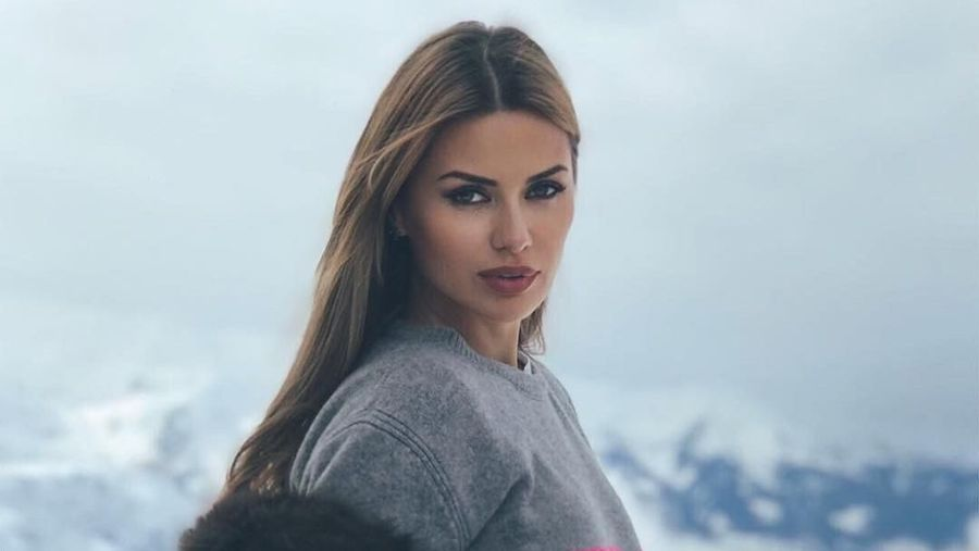 Foto: Namanya Victoria Bonya, wanita cantik yang berprofesi sebagai presenter di Rusia. (victoriabonya/Instagram)