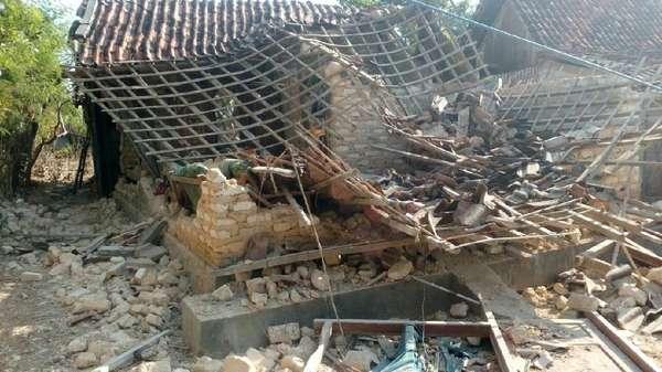 Ini Data Kerusakan dan Korban Gempa Situbondo Versi BPBD Jatim