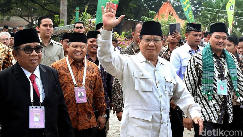 Antara Make Indonesia Great Again Prabowo dan Kemenangan Trump