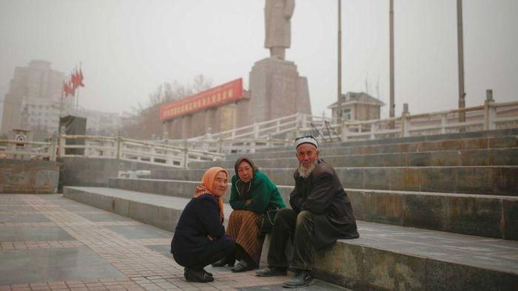 China Desak PBB Tak Hadiri Acara Terkait Xinjiang