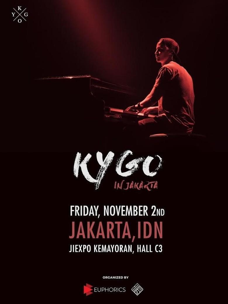 Kygo Konser di Jakarta dengan Iringan Orkestra