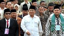 PKPI: Perubahan Kostum Prabowo Tak Pengaruhi Elektabilitas
