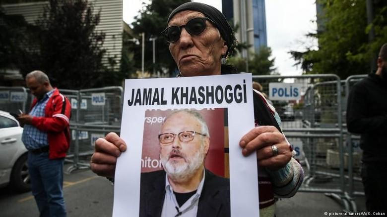 Jurnalis Khashoggi Hilang, AS Tingkatkan Tekanan terhadap Arab Saudi