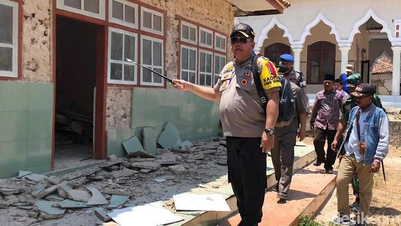 Ini Penyebab Gempa M 6,0 di Timur Laut Situbondo