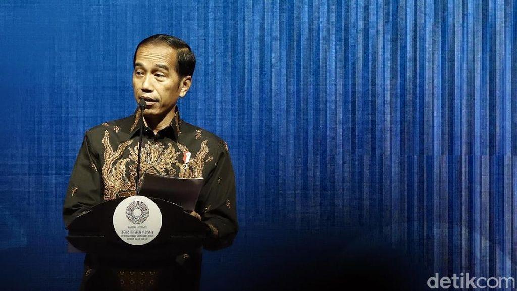 Pidato Ramai Dibicarakan, Jokowi Jelaskan Winter is Coming