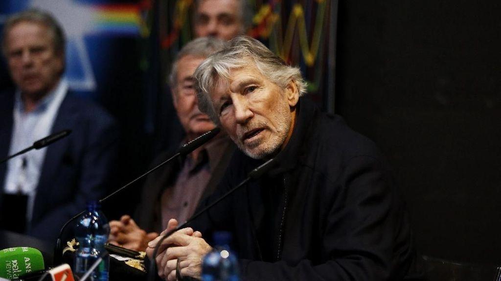 Aksi Heroik Vokalis Pink Floyd Pertemukan 2 Anak Korban Konflik Suriah dengan Ibunya